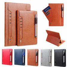 """For Samsung Galaxy Tab S3 9.7"""" SM-T820 T825 Leather Case Folio Smart Stand Cover"""
