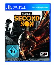 Infamous - Second Son PS4 Playstation 4 NEUF + EMBALLAGE ORIGINAL