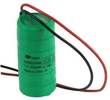 RECHARGEABLE BATTERY, NI-MH 7.2V 0.32AH , GP BATTERIES , GP320BVH6A6