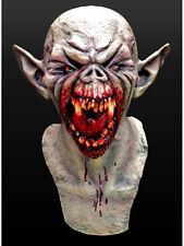 - Una sanguijuela máscara de látex Halloween monstruo vampiro horror