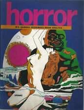 REVUE . HORROR N°6 . 1972 .