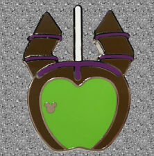 Maleficent Character Candy Apples Pin - Disney Hidden Mickey Pin - Wdw 2015