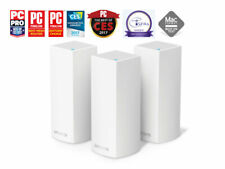 Linksys Velop WHW0303 AC6600 Tri-Band Mesh Wi-Fi System - Three Pack RRP £499