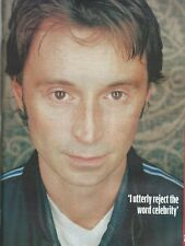 ROBERT CARLYLE interview  GOLDFRAPP UKmag 2005  ONE DAY ISSUE LONDON ONLY