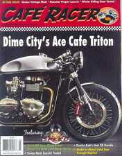 CAFE RACER USA No.37 F-March 2015 (NEW COPY)  *Post included to UK/Europe/USA