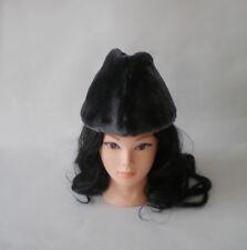 Genuine Canadian Lambskin Fur Hat, medium size (tt)