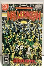 MILLENIUM Week 1: The Arrival (1987 DC) NM-MT UNREAD