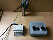 Wireless Push button (Piezo) + WAGO 789-601 // 4-Ch Receiver + magnetic antenna