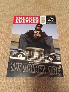 sneaker freaker issue 42  magazine The golden age Eazy E NWA CHI MODU