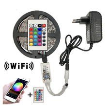 5M 10M 20M 5050 LED Strip RGB led strip Light Tape SMD DC 12V Waterproof RGB LED