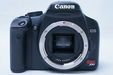 Canon EOS Rebel XSi / 450D 12.2MP Digital SLR Camera (Body Only) - Black