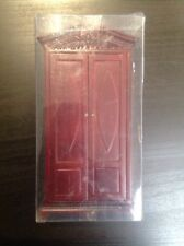 The Dolls House Emporium Wardrobe with Carved Detail (M) (2049)