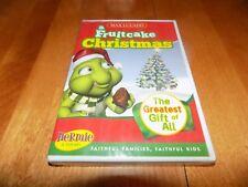 HERMIE & FRIENDS A FRUITCAKE CHRISTMAS Max Lucado Kid's Holiday Faith DVD NEW