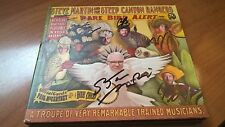 Signed (All) CD Rare Bird Alert by Steve Martin & The Steep Canyon Rangers