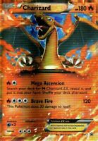 Pokemon Charizard EX Holo XY17 - Proxy Karte - Glurak