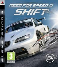 Necesidad de velocidad: Shift-Playstation 3 (PS3) - UK/PAL