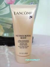 Lancome NUTRIX ROYAL BODY Intense Lipid Repair Cream 2 oz / 60g