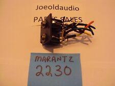 "Marantz 2230 Original Dubbing Jack Panel 1/4"" Tested Parting Out Marantz 2230"