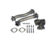 F250 EXHAUST PIPES OFF TURBO CHARGER SUIT 7.3 DIESEL 1999-2006 MODELS FULL SET