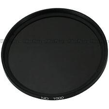 72mm 72 mm ND1000 Optical Slim Neutral Density ND 1000 Lens Filter for SLR DSLR
