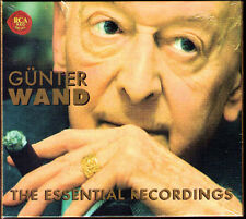Günter WAND: ESSENTIAL RECORDINGS 10CD Bruckner Brahms Beethoven Mozart Schubert