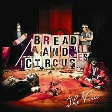 THE VIEW-BREAD AND CIRCUSES- CD  NUOVO