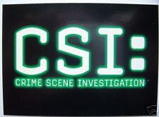 CSI Series 3 Basic Trading Card Set