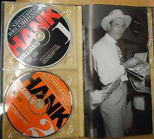 HANK WILLIAMS - THE UNRELEASED RECORDINGS -  cofanetto con 3 CD 2008