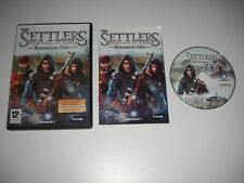 THE SETTLERS V - Heritage Of Kings Add-On EXPANSION Disc Pc Cd Rom  FAST POST