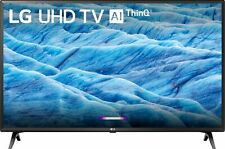 """Open-Box Certified: LG - 49"""" Class - LED - UM7300PUA Series - 2160p - Smart -..."""