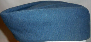 1950s -Korean War- Vintage US Air Force Womens Military Uniform Garrison Hat/Cap