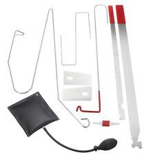 Car Vehicle Door Lock Out Emergency Open Unlock Key Tools Kit + Air Pump Genral