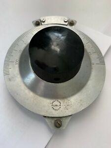 4 inch  Velvet Vernier Dial