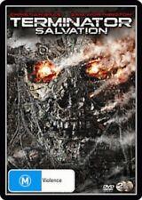 Terminator Salvation (2 Disc Steelbook Edition) = NEW DVD R4