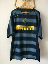 INTERNAZIONALE INTER MILAN 2004 2006 EUROPEAN CUP FOOTBALL SHIRT JERSEY NIKE MEN