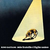 GAETANO RINO MIO FRATELLO E FIGLIO UNICO VINILE LP RIMASTERIZATO A 192 KHZ