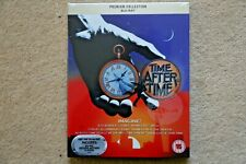 BLU-RAY TIME AFTER TIME  PREMIUM EXCLUSIVE EDITION NEW SEALED UK STOCK