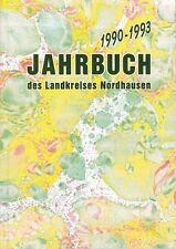 1990 - 1993 Jahrbuch des Landkreises Nordhausen