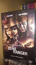 "***FILM IN DVD : ""LONE RANGER"" – Avventura, USA 2013"