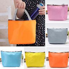 Wholesale Picnic Lunch Box Bag Dining Travel Purse Zipper Handbag Cooler Kids