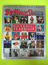ROLLING STONE USA MAGAZINE 886/2001 Ken Kesey John Lennon Rock & Roll 2001 No cd