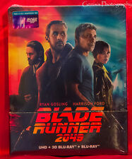 Blade Runner 2049 FAC 4K + 3D +Blu-Ray(World Excl. Artwork) Steelbook  Sold Out