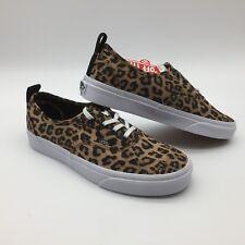 """Zapatos para Hombre Vans """"auténtico PT"""" -- Leopardo/Auténtico Blanco"""