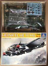 ITALERI 121 - HEINKEL HE-111 H6. - 1/72 PLASTIC KIT