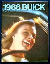 Prestige Prospekt brochure 1966 Buick Riviera  Electra  Wildcat  Skylark  (USA)