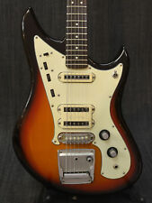 YAMAHA-SG-3-SG-1966-Rare-Vintage-Sunburst-Soft-Case-Electric-Guitar-  F/S EMS