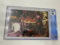 MARVEL Venom #25 2nd Print CGC 9.8 1st Cover Appearance Of Codex And Virus NM