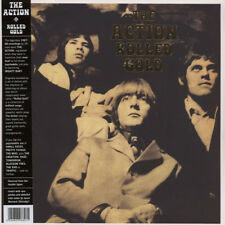 LP THE ACTION ROLLED GOLD VINYL GARAGE SIXTIES MOD