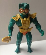 MOTU Mer-Man complete action figures 1982 Masters of the Universe He Man