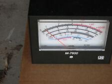 LDG Electronics M-7600 SWR Meter